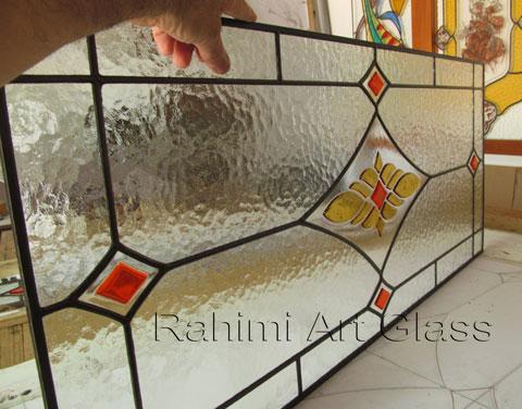 Tecnica di realizzazione vetrate artistiche stained glass for Vetrate artistiche per porte interne