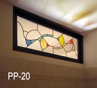 Vetrate artistiche rahimi art glass latina for Finestra lucernario